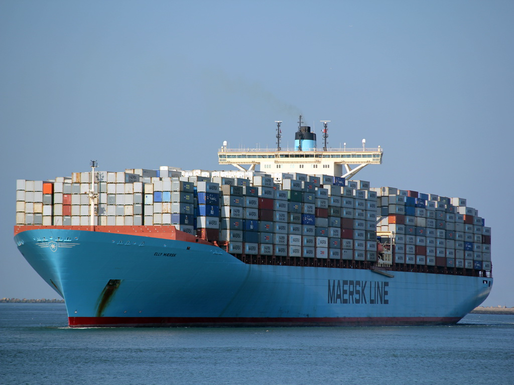 Maersk by Havenfoto